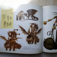 Artbook Dragon