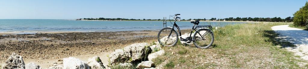 Virée à vélo et promenades sur l'Île d'Aix ( juillet 2014)