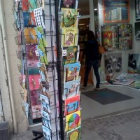 Boutique Point Cadre / Libourne/ Chat chaussette / Emmel