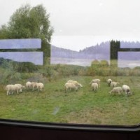 Départ du train du Puy