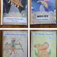 Couvs Dragons/Oiseaux