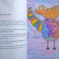 Oiseau peintre Nolwen