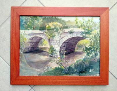 Pont Vieux - Cantal - Emmel