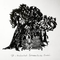 Inktober 2019-Enchanted-Emmel
